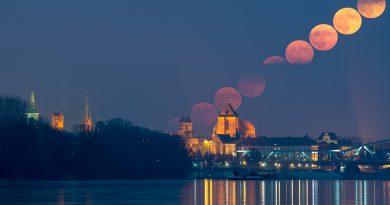 Calendario Astronómico para el mes de Enero de 2018