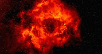 El misterioso corazón de la Nebulosa Roseta