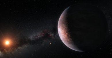 Algunos exoplanetas del sistema TRAPPIST-1 podrían contener más agua que la Tierra