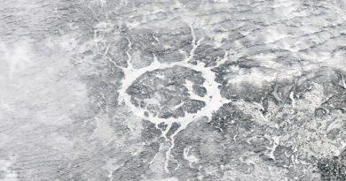 El Lago Manicouagan: uno de los cráteres de impacto más grandes que aún son visibles en la Tierra
