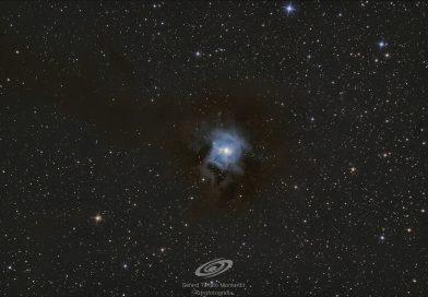 Imagen de la Nebulosa Iris (NGC 7023)