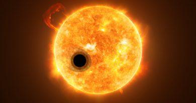 Detectan helio en la atmósfera de un exoplaneta por primera vez