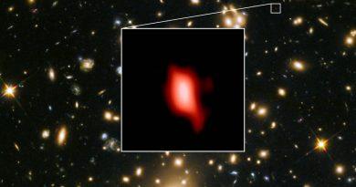 Encuentran evidencias de estrellas formándose tan solo 250 millones de años después del Big Bang