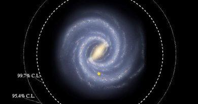 El disco de la Vía Láctea es mayor de lo que se pensaba