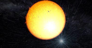 Descubren una de las estrellas de neutrones más masivas que se conocen