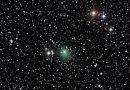 Imagen del Cometa C/2016 M1 Panstarrs tomada desde Australia