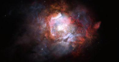 Astrónomos detectan una superpoblación de estrellas masivas en galaxias con una elevada producción estelar