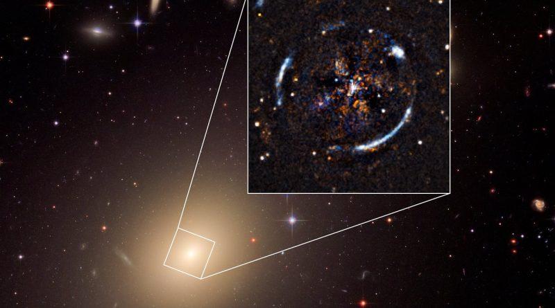 Realizan la prueba más precisa de la relatividad general de Einstein fuera de la Vía Láctea