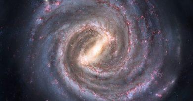 Astrónomos descubren los vestigios de una antigua colisión entre la Vía Láctea y una galaxia enana