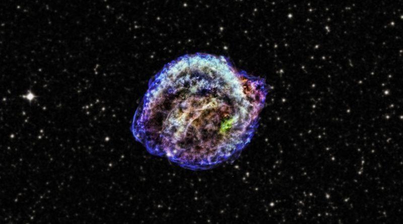 Tras la explosión de la supernova de Kepler, no hubo supervivientes