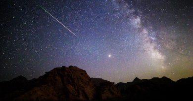 Calendario Astronómico para el mes de Agosto de 2019