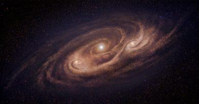 Astrónomos observan una galaxia monstruosa del Universo primitivo