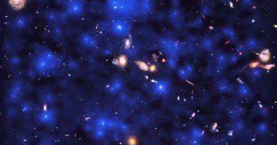 Casi todo el cielo del Universo temprano brilla en emisión Lyman-alfa