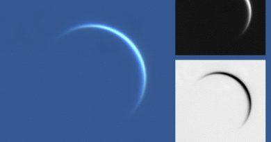 Imágenes de Venus tomadas desde Malasia (19-octubre)