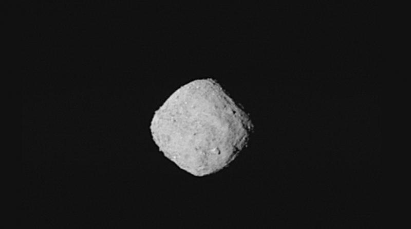 Primeras imágenes del asteroide Bennu obtenidas por la sonda OSIRIS-REx de la NASA
