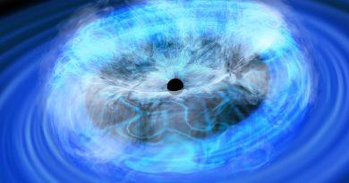Las misteriosas coronas que rodean a los agujeros negros supermasivos