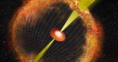 Astrónomos estudian un nuevo y misterioso tipo de explosión cósmica