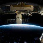 El amanecer fotografiado desde la Estación Espacial Internacional