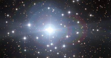 El resplandor estelar en Canis Major
