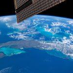 Imagen de Cuba tomada desde la Estación Espacial Internacional