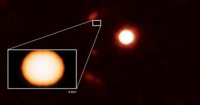 Astrónomos observan la formación de un magnetar en la constelación de Fornax