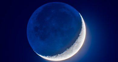 Calendario Astronómico para el mes de Mayo de 2019