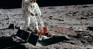 Los datos de las misiones Apolo muestran actividad tectónica en la Luna