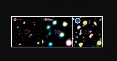 Descubren algunas de las galaxias más masivas y antiguas del universo