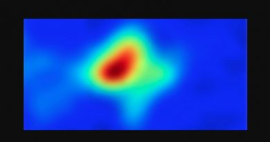 Detectan la presencia de óxido de aluminio alrededor de una estrella joven