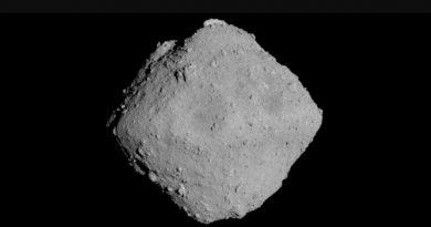 El asteroide Ryugu pudo haberse formado por un evento catastrófico