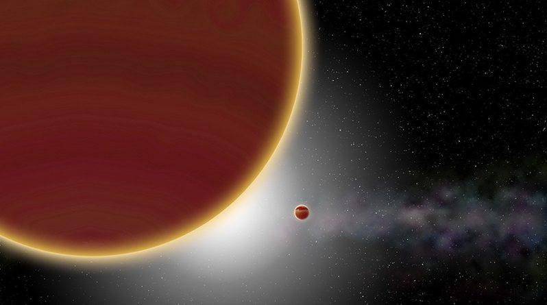Descubren un segundo planeta en el sistema Beta Pictoris