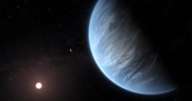 Descubren agua en la atmósfera de un exoplaneta ocho veces más masivo que la Tierra