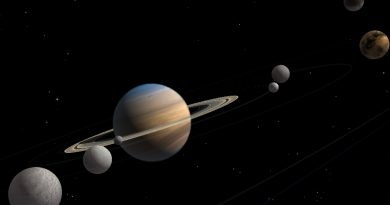 Astrónomos descubren 20 nuevas lunas alrededor de Saturno