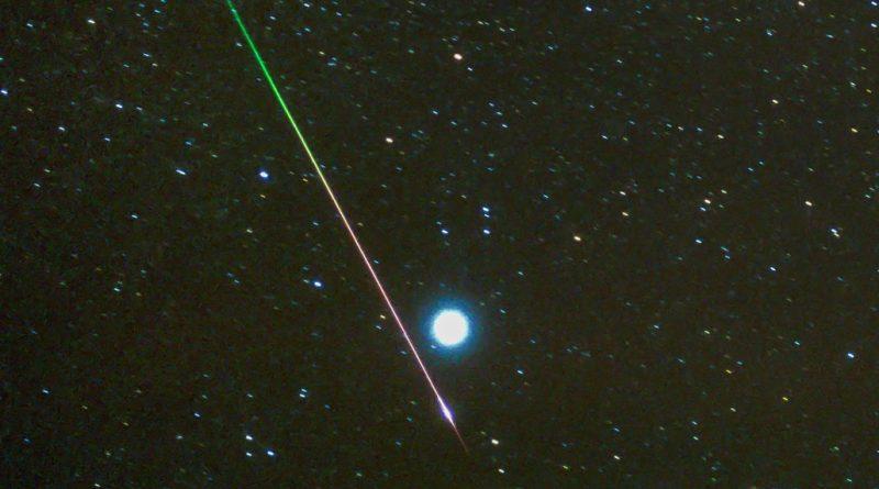 La lluvia de meteoros de las Leónidas alcanzará su máxima actividad la noche del 17 al 18 de noviembre