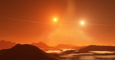 Las extrañas órbitas de los discos planetarios en los sistemas binarios