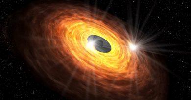 Astrónomos detectan destellos provenientes de Sagitario A* en el centro de la Vía Láctea