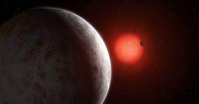 Descubren dos supertierras alrededor de una enana roja cercana al Sistema Solar