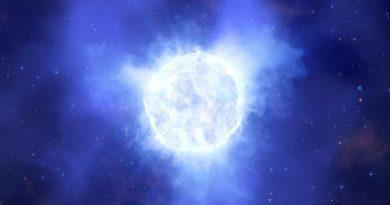 Telescopios de ESO captan la misteriosa desaparición de una estrella masiva