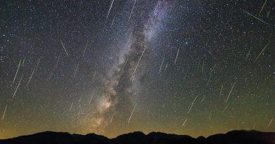 Calendario Astronómico para el mes de Agosto de 2020