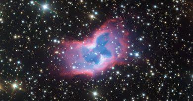 El telescopio VLT obtiene imágenes de la nebulosa planetaria NGC 2899