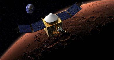 La escasa agua que todavía conserva la atmósfera de Marte se está escapando al espacio