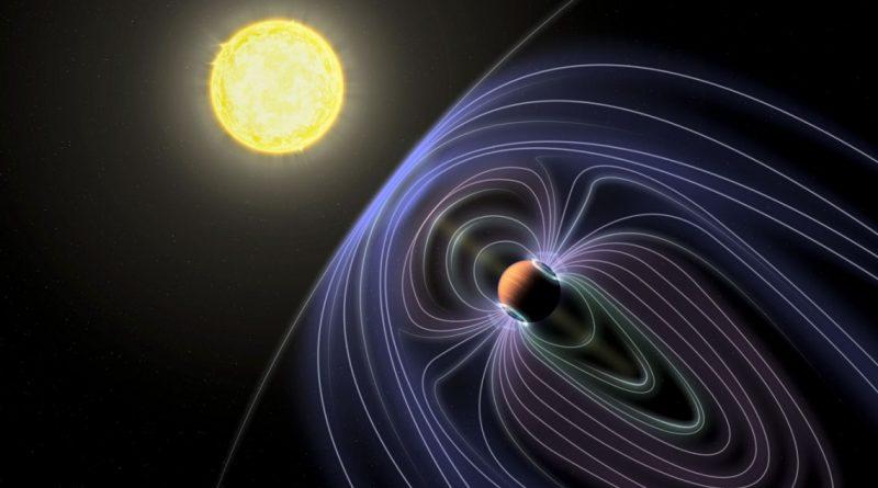 Astrónomos detectan una posible emisión de radio proveniente de un planeta en el Sistema Tau Bootis