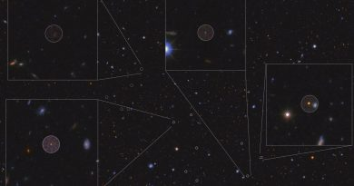 El Gran Telescopio Canarias descubre el mayor cúmulo de galaxias del universo primitivo