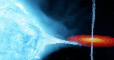 La masa récord del agujero negro Cygnus X-1 sorprende a los astrónomos