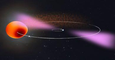 Revelan la verdadera identidad de una misteriosa emisión de rayos gamma
