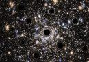 El Hubble descubre un grupo de agujeros negros ocultos en un cúmulo globular de la Vía Láctea