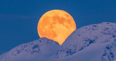 Calendario Astronómico para el mes de Marzo de 2021
