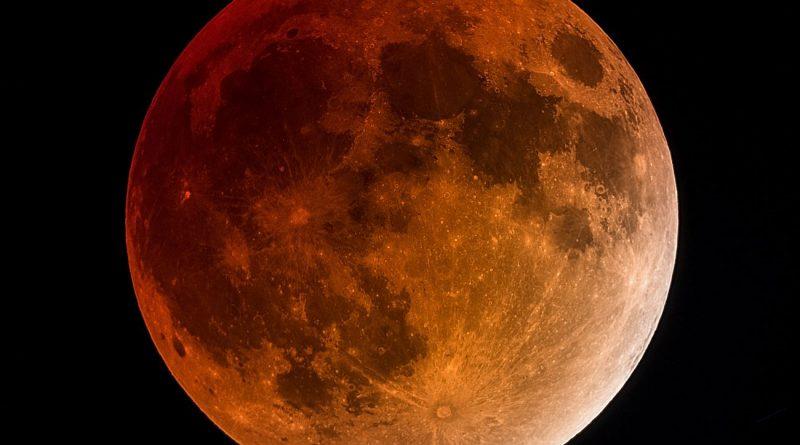 Calendario Astronómico para el mes de Mayo de 2021
