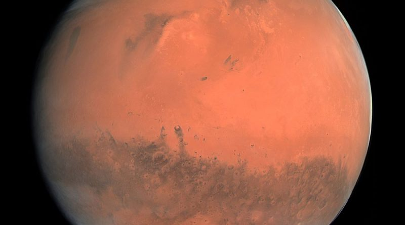 Actualmente Marte tiene los ingredientes adecuados para sustentar vida microbiana